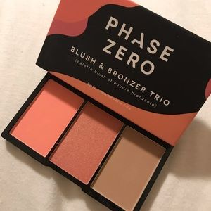 PHASE ZERO BLUSH & BRONZER TRIO